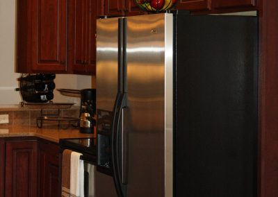The Second Story Defiance Stainless Steel Appliances
