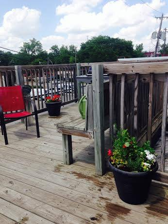 The Second Story Defiance Outdoor Living