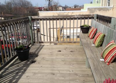 The Second Story Defiance Deck Outdoor Living