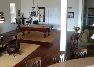 The Second Story Defiance Living Dining Area
