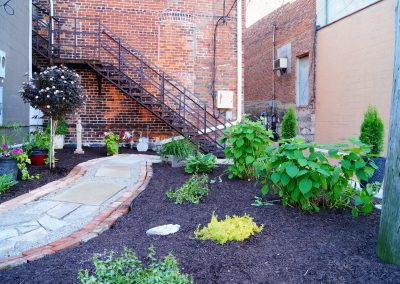 The Second Story Defiance Garden Area
