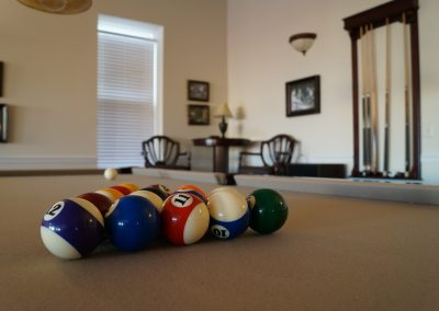 The Second Story - Pool Table