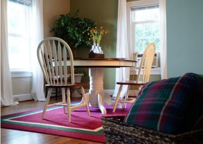 The Inn on Third Dining Area Defiance Ohio